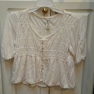 Short Crop Top by American Rag Size XS